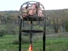 【エロ動画】欧州カルト拷問 激焼2のSM凌辱エロ画像