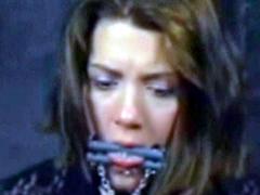 【エロ動画】顔面拷問 外伝・前編のSM凌辱エロ画像
