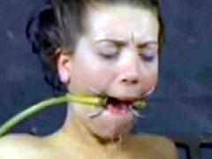 【エロ動画】顔面拷問 外伝・後編のSM凌辱エロ画像