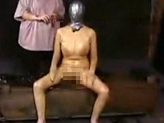 【エロ動画】ミイラ THE SLAVEのSM凌辱エロ画像