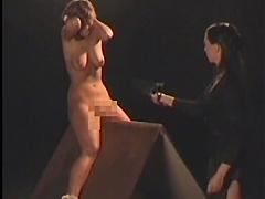 【エロ動画】欧州スパンキング大図鑑 〜キャリアウーマン編〜のエロ画像