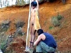 【エロ動画】鞭の園 後編のSM凌辱エロ画像