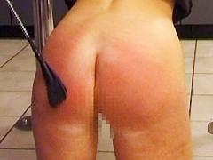 【エロ動画】レザーマスクの女のSM凌辱エロ画像