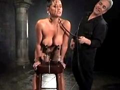 【エロ動画】魔破アクエス7のSM凌辱エロ画像