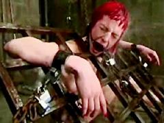 【エロ動画】魔破アクエス2のSM凌辱エロ画像