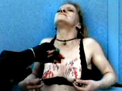 【エロ動画】四十路限定 熟女の庭のSM凌辱エロ画像