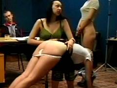 【エロ動画】スパンキングPACK 修女 淑女編のエロ画像