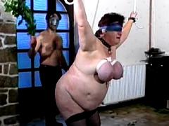 【エロ動画】FAT LADY SLAVE4 肉弾螺旋の舞のエロ画像