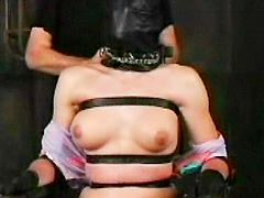 【エロ動画】黒棺の女 拉致被害者の末路のエロ画像