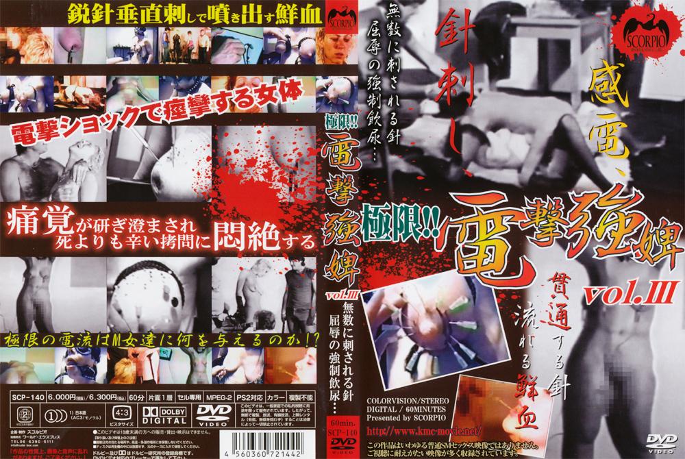 極限!!電撃強婢 vol.IIIのエロ画像