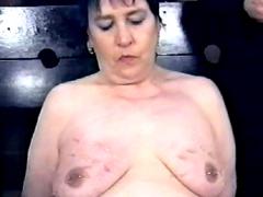 【エロ動画】牝豚女刑罰 肉塊 REVOLUTIONのエロ画像