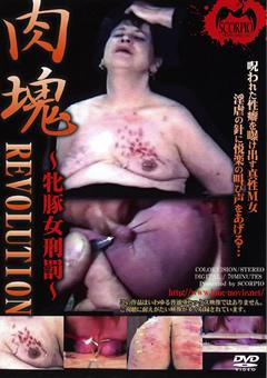 牝豚女刑罰 肉塊 REVOLUTION
