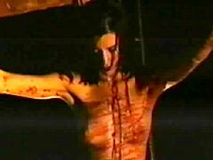 【エロ動画】呪われた館に閉じこめられた悲劇の奴隷1のエロ画像