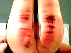 【エロ動画】靱鞭狩り2のエロ画像