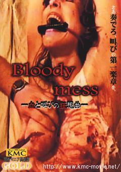 Bloody mess 血と叫びの狂想曲