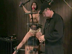 【エロ動画】人間に与えうる苦痛の数々 第三章のSM凌辱エロ画像