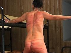 【エロ動画】KING OF WHIPS2のSM凌辱エロ画像