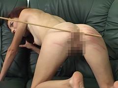 【エロ動画】鞭撃拷問のエロ画像
