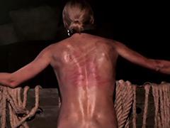 【エロ動画】Burning painのエロ画像