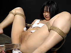 【エロ動画】本当はやってはいけない親子拷問 毒親に虐待される娘のエロ画像