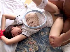 女子校テニス部 集団ジャック2 餌食となる5人の女子校生