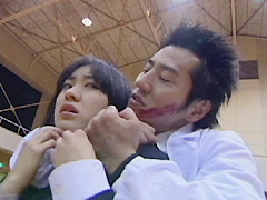 恐怖夜話 第8話 悪魔狩り #4
