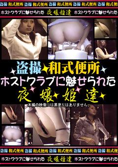 和式便所 ホストクラブに魅せられた夜嬢姫達2