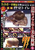カネボー化粧品主催 盗撮 控室トイレ1
