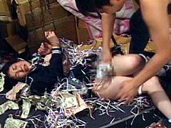 【エロ動画】奇譚クラブ50 女子校生・肉の叫びのエロ画像