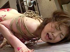 【エロ動画】サド侯爵夫人の淫乱のエロ画像