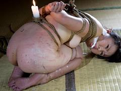 初めての2穴セックスでイキまくる変態少女 小夜子