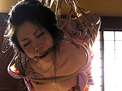 【エロ動画】責め縄 紫月いろは 奈加あきらのエロ画像