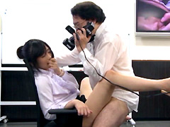 服従女「秘書」 大槻ひびき