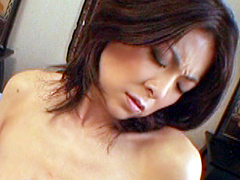 【エロ動画】隣の叔母さんレイプ中出し 桜井咲子の人妻・熟女エロ画像