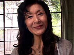 【エロ動画】五十路妻中出しドキュメント 高見礼子 よしえのエロ画像