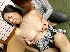 【エロ動画】近親相姦 田舎のお袋 澤田一美 枝里の人妻・熟女エロ画像