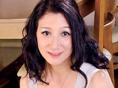 【エロ動画】僕たちの五十路いいなり家政婦 与田美知子のエロ画像