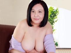 【エロ動画】豊満爆乳妻中出し 愛田正子のエロ画像