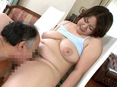 【エロ動画】ぽっちゃり熟女 田辺夏美のエロ画像