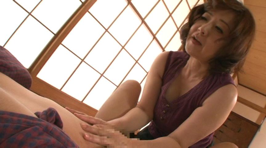 お婆ちゃんの童貞狩り 内田典子