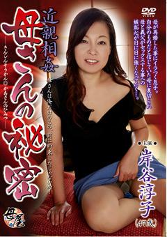 「近親相姦 母さんの秘密 岸谷淳子」のパッケージ画像