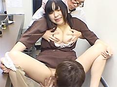 【エロ動画】アルバイト美少女 VOL.4のエロ画像