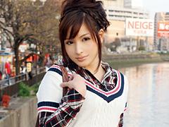 【エロ動画】全国美少女図鑑4 福岡美少女 るいちゃんのエロ画像