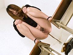 アラフォー女屈辱の脱糞宣言
