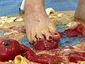 かずみちゃんのフードクラッシュ 靴・ソックス・裸足 かずみ