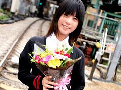 【エロ動画】青春18きっす 上野めぐのエロ画像