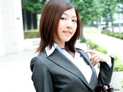 【エロ動画】OL性白書 坂下由紀のエロ画像