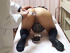 変態肛門科医師の女子校生浣腸カルテ