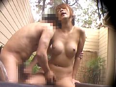 彼女に内緒のカップル温泉盗撮大作戦!! Part.3