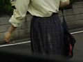 女子校生背後から精子ぶっかけ尾行 の画像13